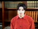 マイケルからのクリスマスメッセージ1995