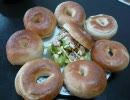 ねこでもできる パン作り講座5(ベーグル)