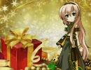 クリスマスソング 『theFrst Snow ~泣いて 別れて~』 by巡音ルカ