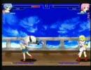 WonderfulWorld対戦091122 syana VS bach【1】