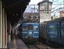 高架化前の札幌駅の風景