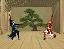 【MMD】奥州筆頭と幸村の戦勝の踊り【ケロ9】