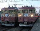 【MR.TRAIN】JR富山港線の交換風景