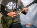 12月2日なのでSIAM SHADEの「Solomon's seal」を弾いてみた。