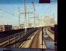 携帯で埼京線の武蔵浦和-大宮間を前面展望してみた。 2