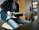 【奥井雅美】輪舞-revolution-を弾いてみた【ギター】