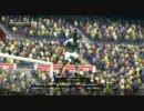 PES2010 試合中にありえない舞空術を披露☆