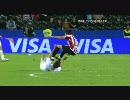 クラブワールドカップ 韓国クラブ浦項の3人退場後のプレー