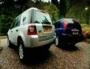 【Fifth Gear】Land Rover Freelander 2 vs Nissan X-trail【FifthGear】