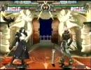 GGXX #R R3on3 決勝1 少年(テスタメント) vs P.C(ソル)