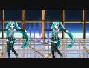【Dance×Mixer】で立体視2(ガッチャマンの歌)