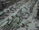 韓国の冬 (ソウル)
