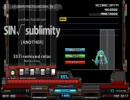 【BMS】SIN√sublimity - celas【DJMAX Arrange】