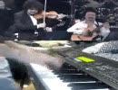 葉加瀬達のソロを邪魔しつつピアノ弾いてみた