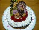 【戦国BASARA】瀬戸内ケーキ作ってみた!