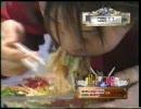 冷やし中華8杯を10分で食べる