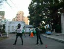 【白・叢】Bad Apple!!【踊ったよ!】