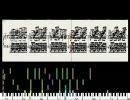 【東方】ナイト・オブ・ナイツの楽譜を真っ黒にしてしまった【MIDI】