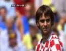 2006FIFAワールドカップ 日本vsクロアチア ハイライト