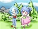 【UTAU】 VS 【囁きヌンノル + 蒼いセレスティン】