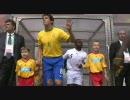 2006FIFAワールドカップ 決勝TM ブラジルvsガーナ ハイライト