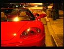 【車載動画】フェラーリ360 - レインボーブリッジ年末イルミネーション
