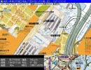 【地図つき鉄道サウンド】モハE231-3515 熱海⇒東京【JR東 E231系近郊型】