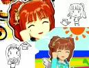 キラキラ☆CANDY【セルフ比較】