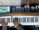 ピアノでとある科学の超電磁砲OP「only my railgun」弾いてみた