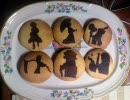 【東方】影絵クッキーを作ってみた【フルVer.】