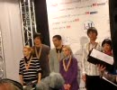 フィギュアスケート 欧州選手権 2010 ペアFS表彰式