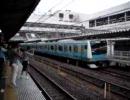 京浜東北線E233系1000番台第1編成(ウラ101編成)出場試運転