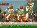 インド軍の軍事パレード
