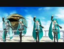 【MikuMikuDance】H@ppy Together!!!【高画質版】