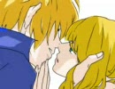【手描き】グラシクでキス唾