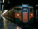 西日本旅客鉄道113系7000番台の走行音(静止画)・二条→円町