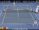 テニス全豪オープン2010男子決勝 R.フェデラー vs A.マレー 4/7