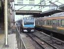 京浜東北線品川方面行き到着@上野駅