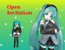【第4回MMD杯本選】Open Invitation(BinoP)short Ver