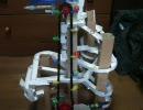 自作でボールコースター的なものを作ってみた。