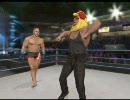 WWE SVR 2010 RTW クリエイトエンディング