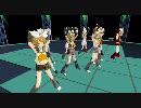 【三倍動画】プリコグ 鏡音リン`s 【アイマスDS 】