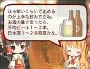 【東方】お酒に酔いにくくなる方法【講座】-修正版-
