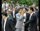 63歳児鳩山由紀夫と麻生太郎前総理の違いをごらんあれ