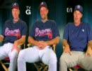 Big 3 on the Braves