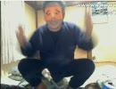 相沢(38歳)ニコ生でカニ踊り