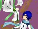【KAITO】ローゼンEDパロ【手描き】