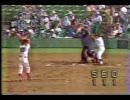 1981年全国高校野球 前橋工 渡辺久信投手(1年)