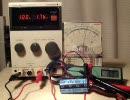 電気二重層コンデンサを充放電してみた。