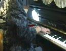 you 日暮らしの鳴くころにを弾いてみた(ピアノ) 伴奏バー...